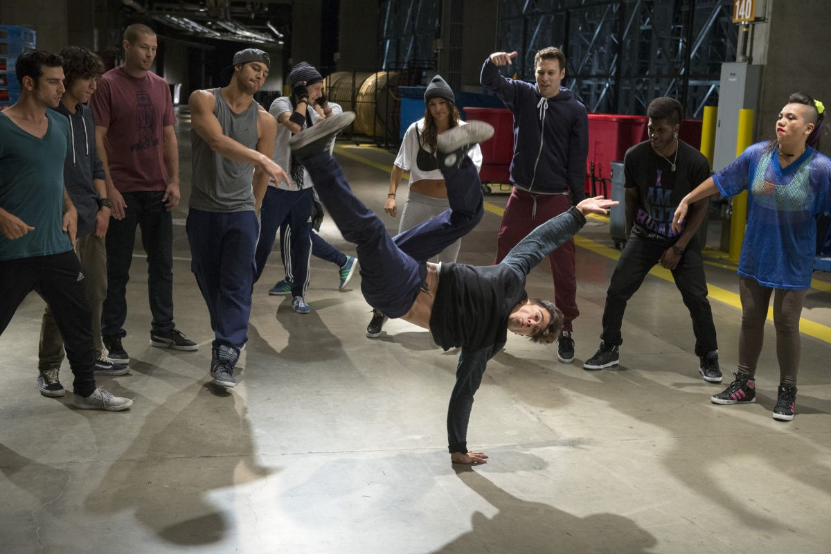 Step Up All In: una rocambolesca scena di ballo tratta dal film