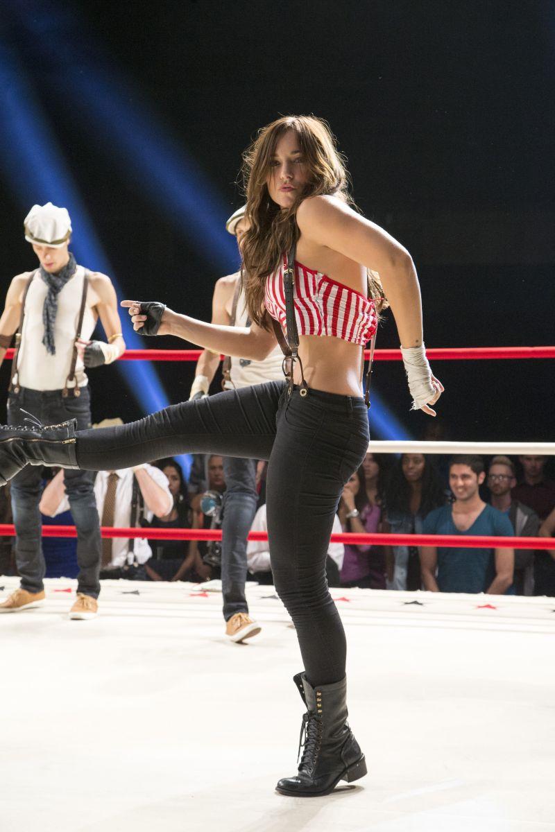 Step Up All In: Briana Evigan in una scena di danza tratta dal film
