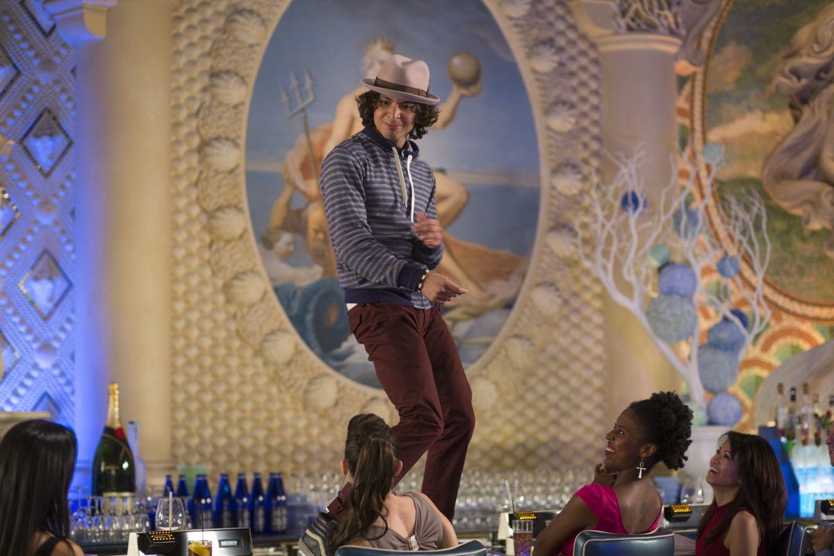 Step Up All In: Adam G. Sevani in una divertente scena del film