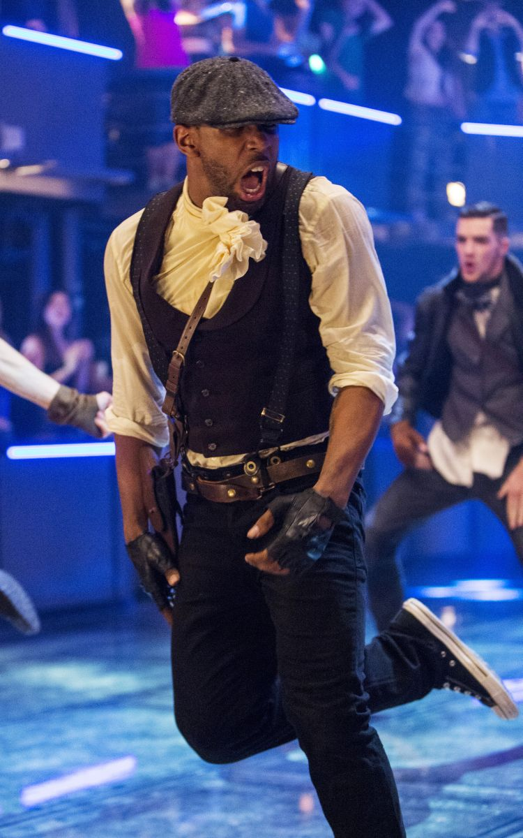 Stephen Boss in Step Up All In