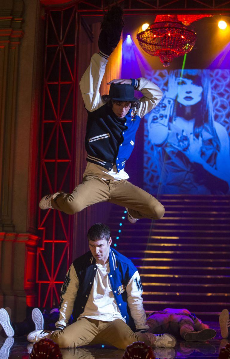 Una spettacolare scena di ballo tratta da Step Up All In