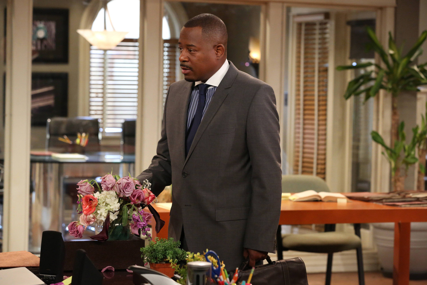 Partners: Martin Lawrence nell'episodio Let's Have a Simple Gwedding