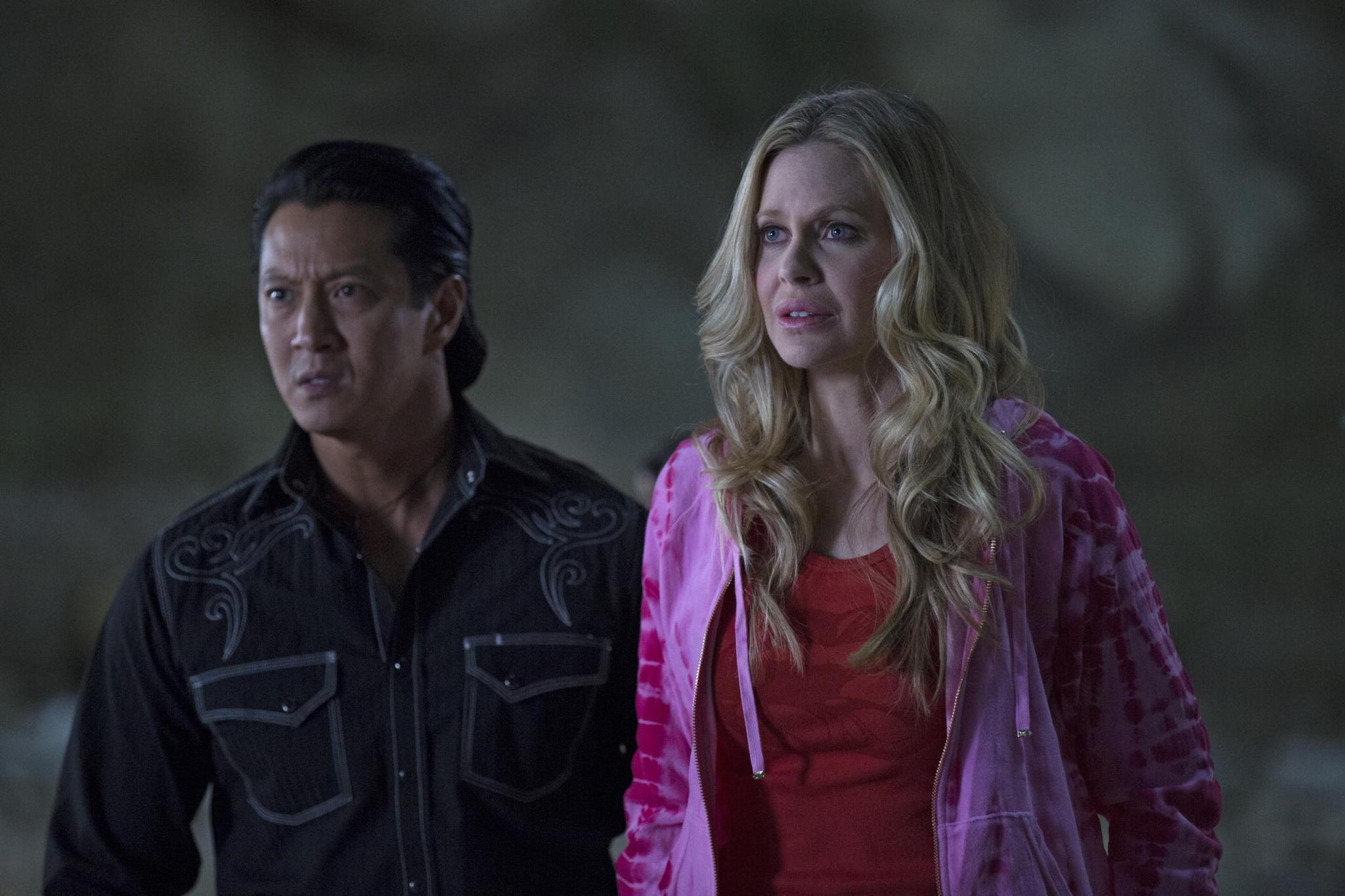 True Blood: Kristin Bauer nell'episodio Almost Home