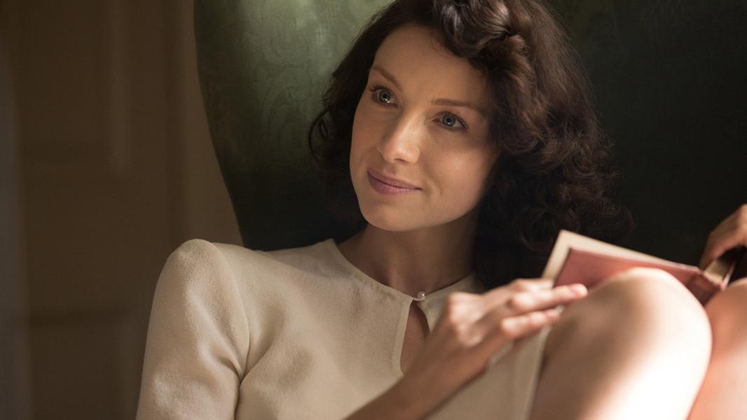 Outlander: Caitriona Balfe nel pilot della serie