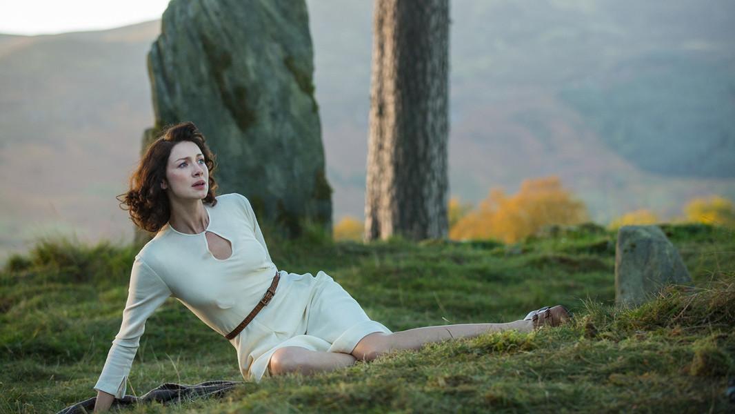 Outlander: Caitriona Balfe nel pilot