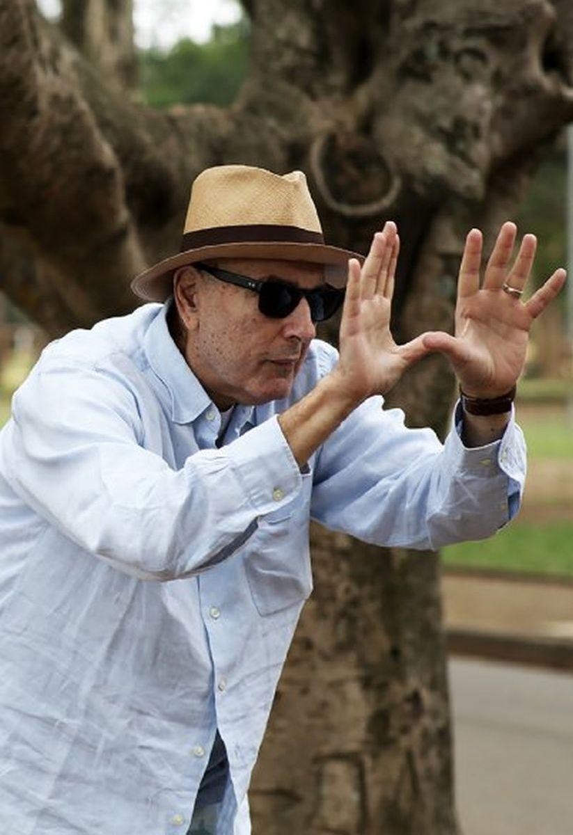 Words with Gods: Héctor Babenco sul set del suo episodio The man who stole a duck
