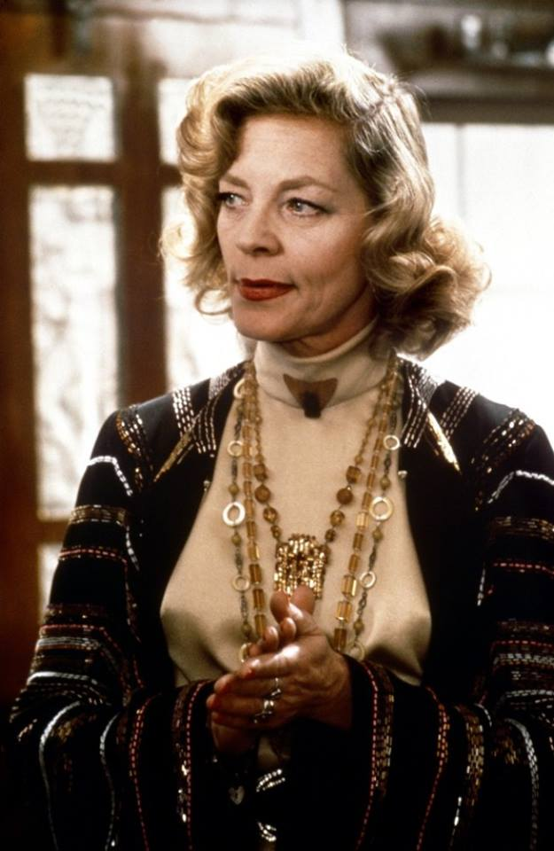 Lauren Bacall in Assassinio sull'Orient Express
