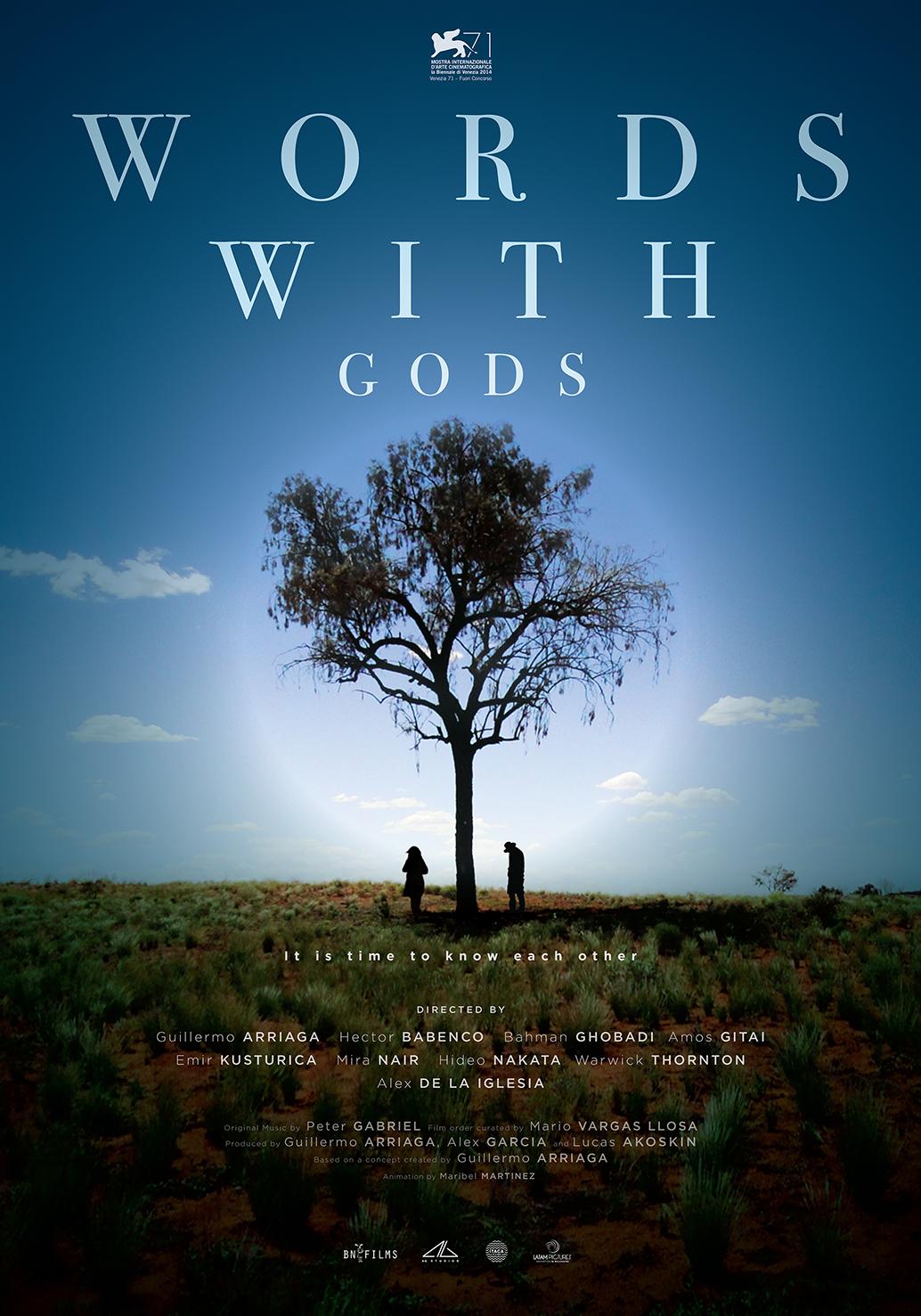 Locandina di Words with Gods