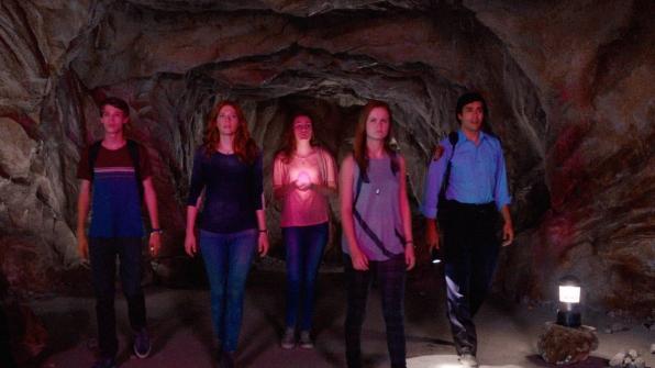Under the Dome: una scena dell'episodio Going Home
