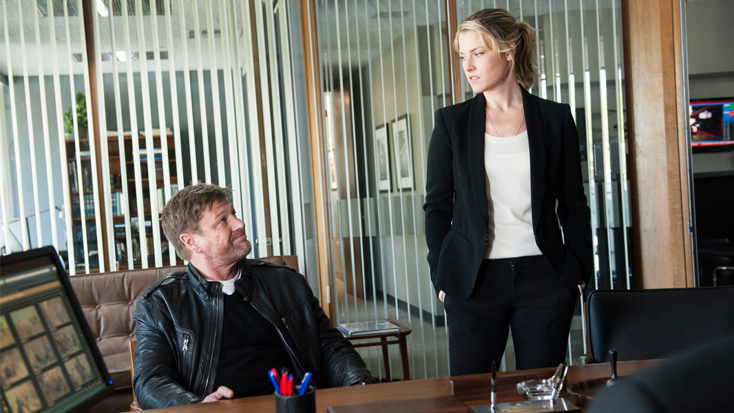 Legends: Ali Larter e Sean Bean nel pilot