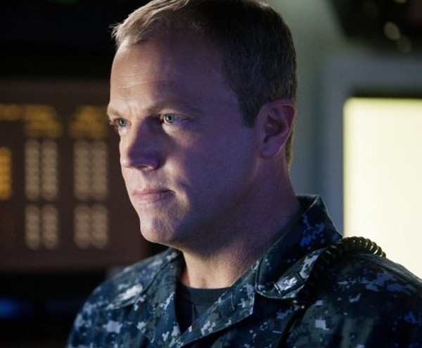 The Last Ship: un'immagine di Adamn Baldwin nell'episodio Two Sailors Walk Into a Bar...
