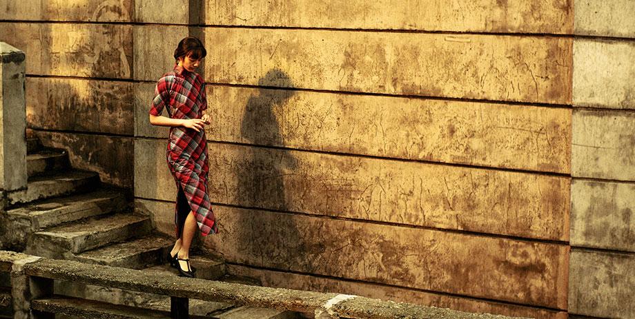 The Golden Era: Tang Wei in un'immagine del film
