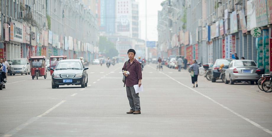 Dearest: Huang Bo in una scena del film
