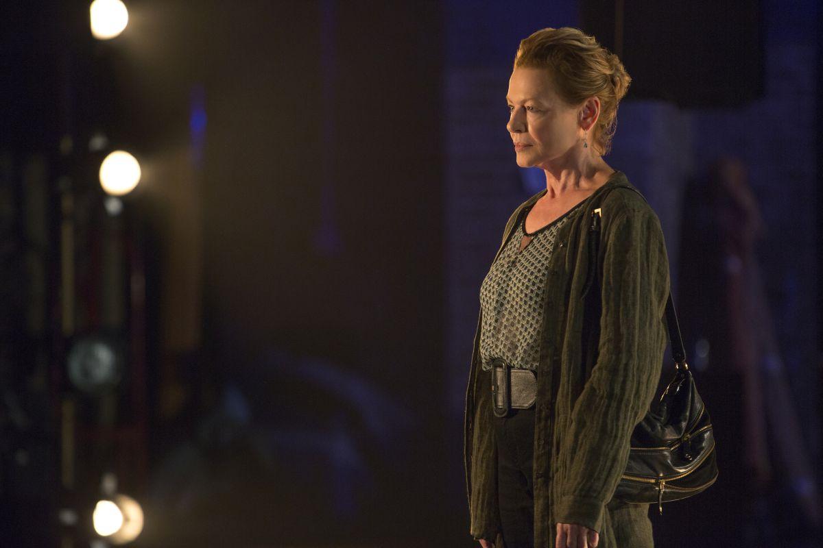 The Humbling: Dianne Wiest in una scena del film