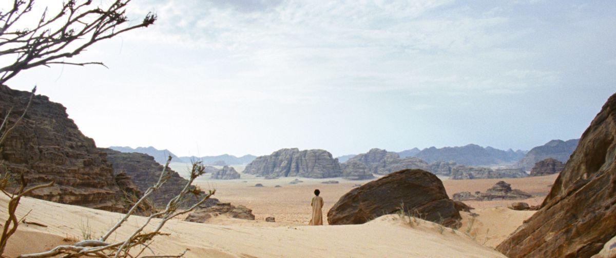 Theeb: una scena tratta dal film