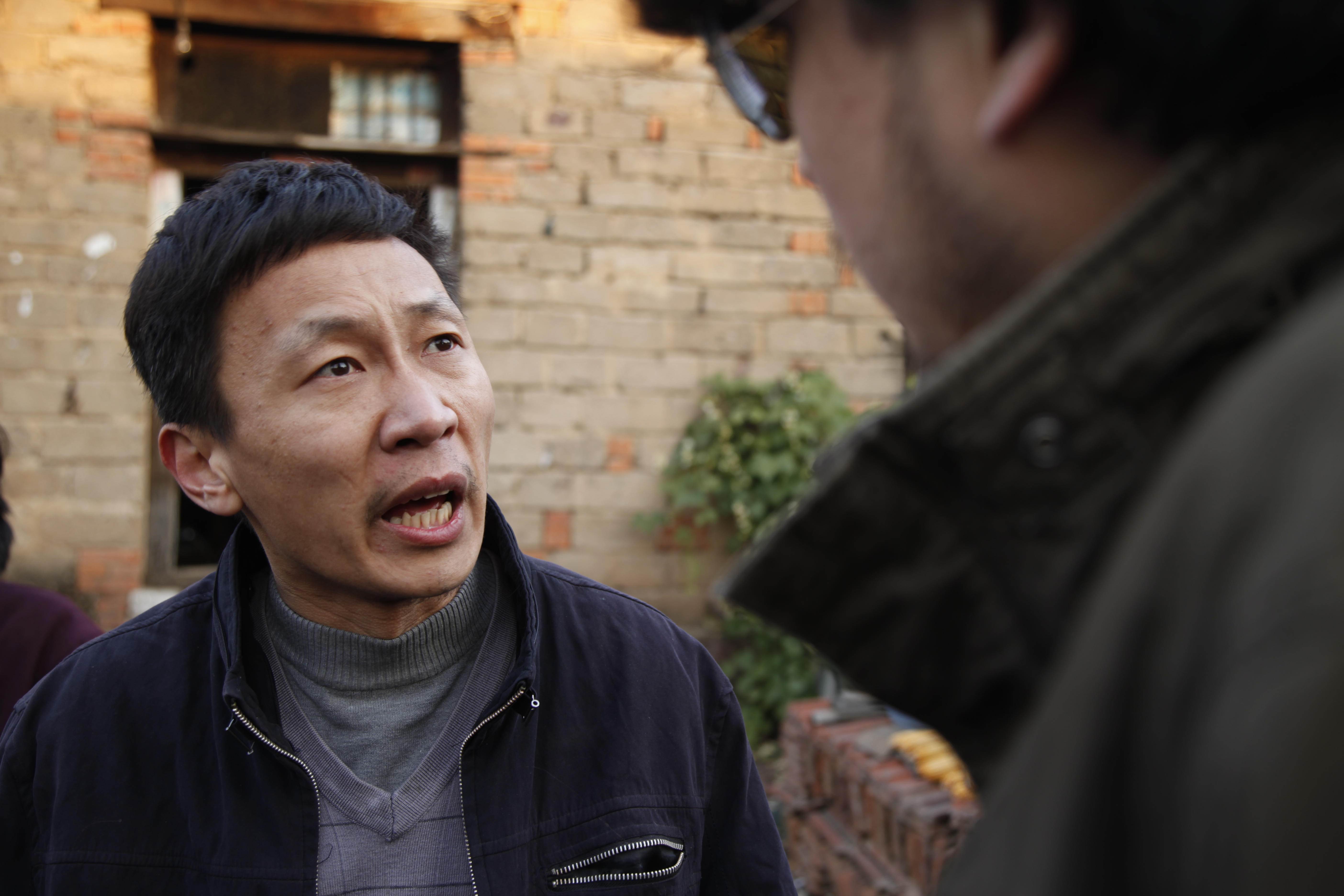 The Coffin in the Mountain: un'intensa scena del film di Xin Yukun