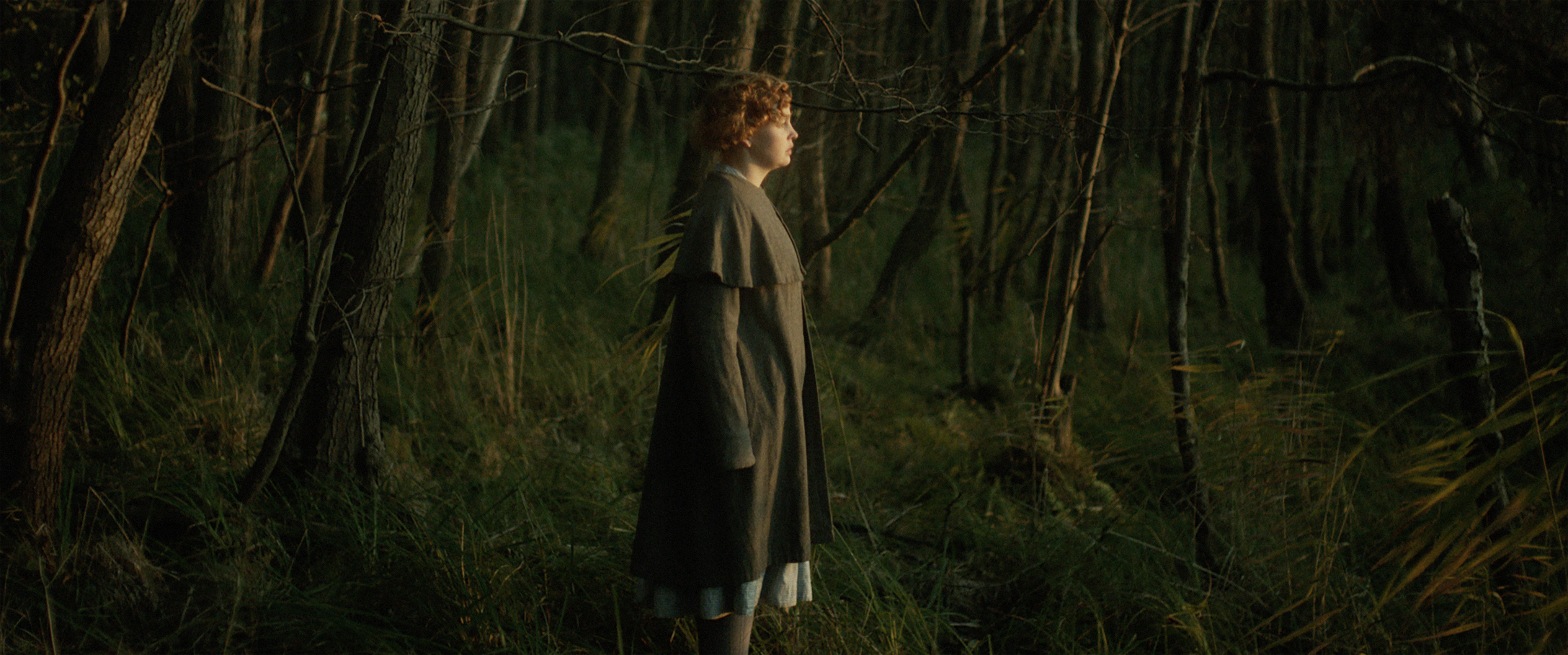 The Council of Birds: Eva Maria Jost in una scena del film di Timm Kröger
