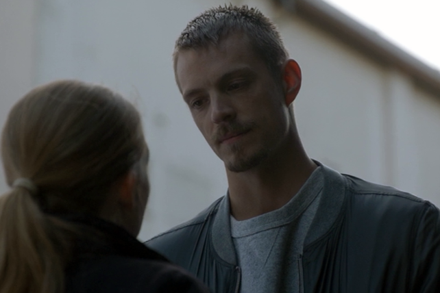The Killing: Joel Kinnaman nell'episodio Eden