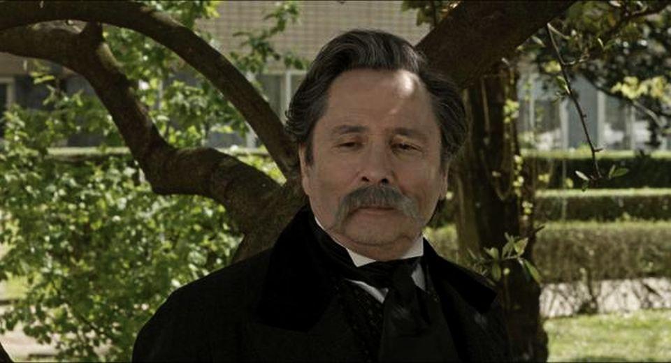 Mário Barroso in una scena di The Old Man of Belem