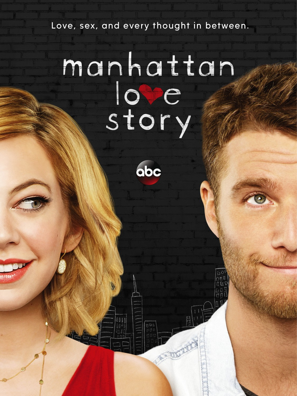 Locandina di Manhattan Love Story