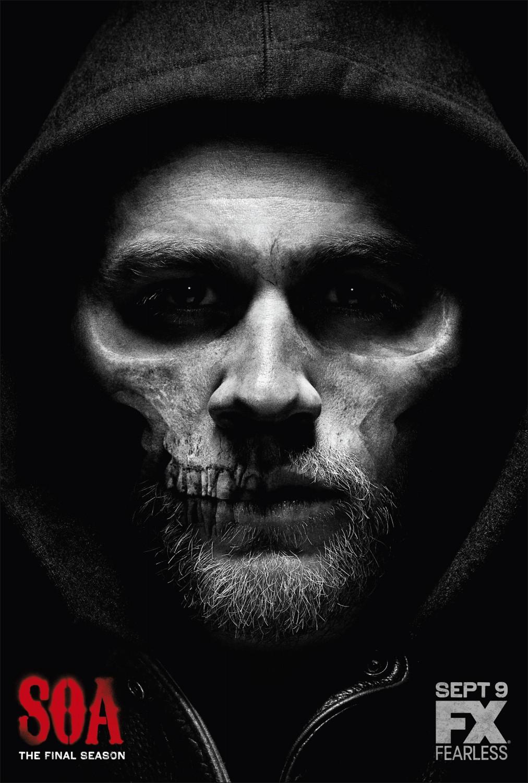 Sons of Anarchy: un poster per la settima ed ultima stagione della serie