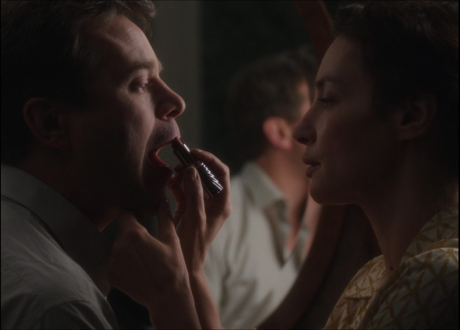 Les nuits d'été: Guillaume de Tonquedec e Nicolas Bouchaud in una scena del film
