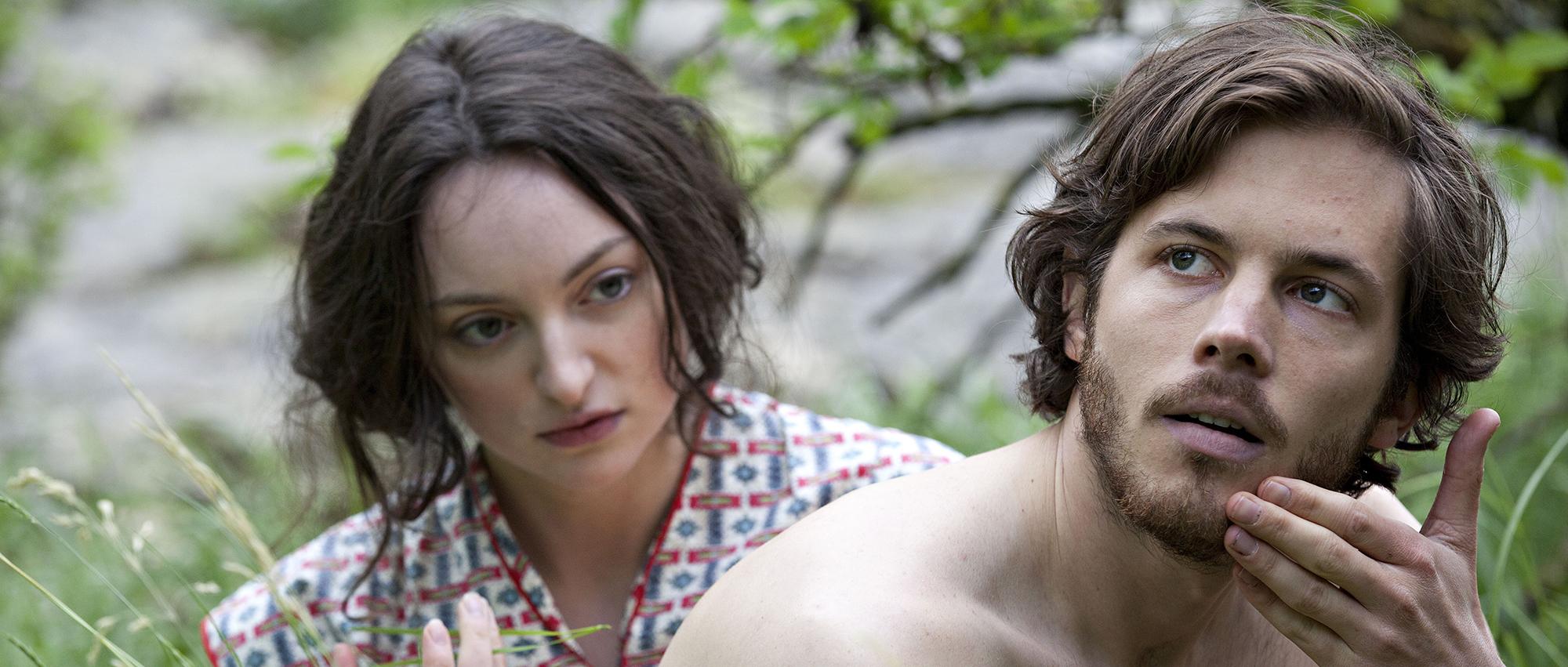 Métamorphoses: Amira Akili e Sébastien Hirel in una scena del film di Christophe Honoré