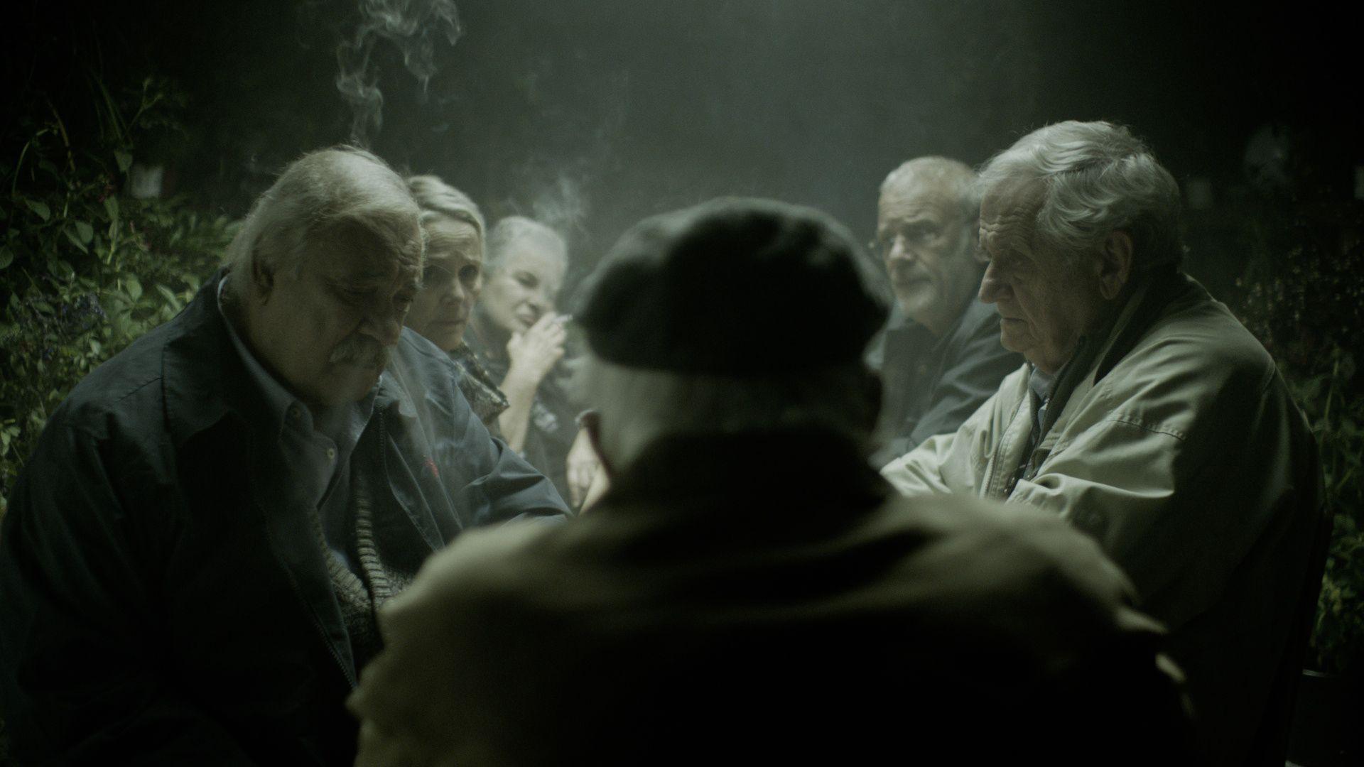 Mita Tova - The Farewell Party: una scena del film di Tal Granit e Sharon Maymon