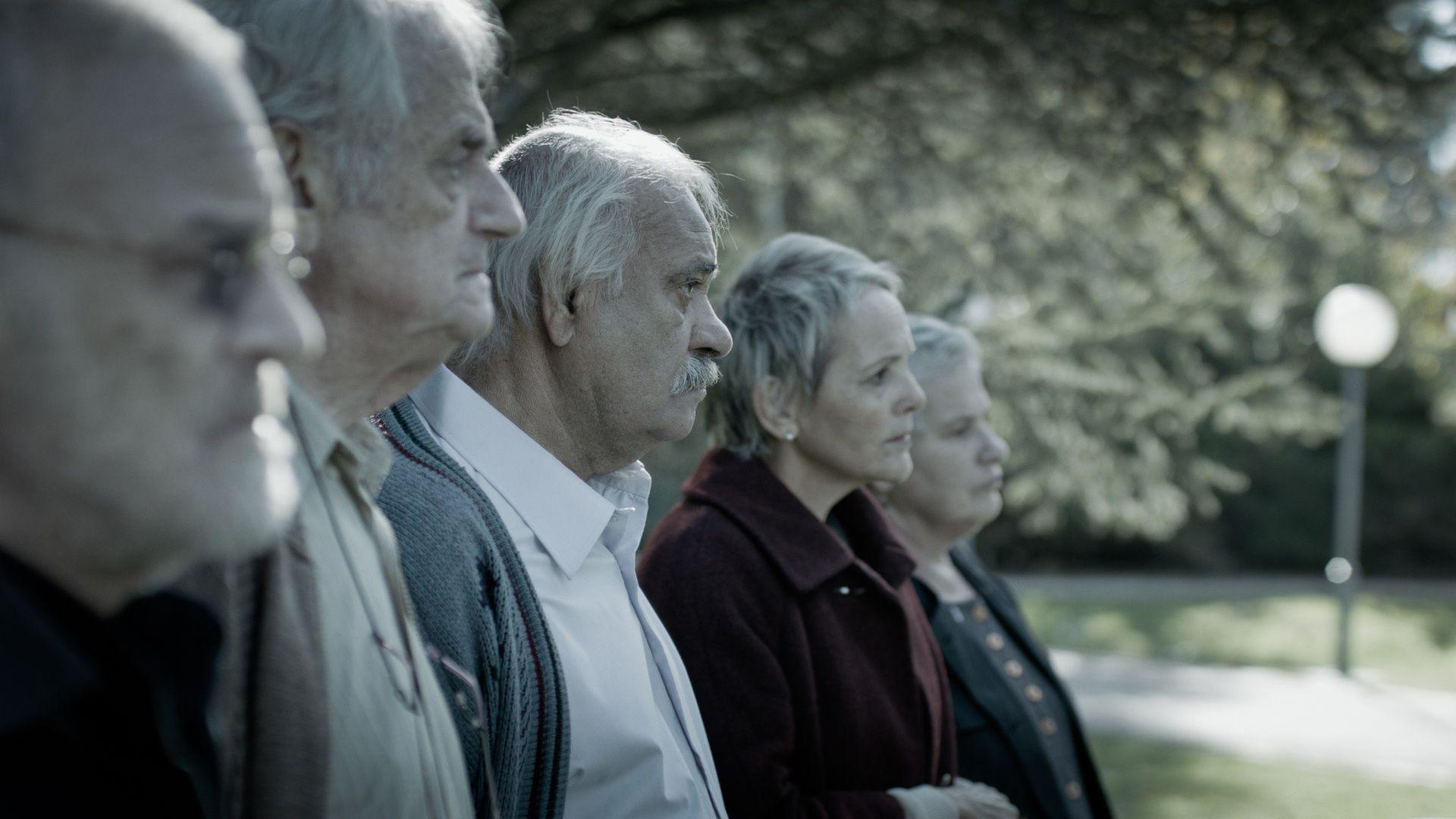 Mita Tova - The Farewell Party: una scena del dramma di Tal Granit e Sharon Maymon
