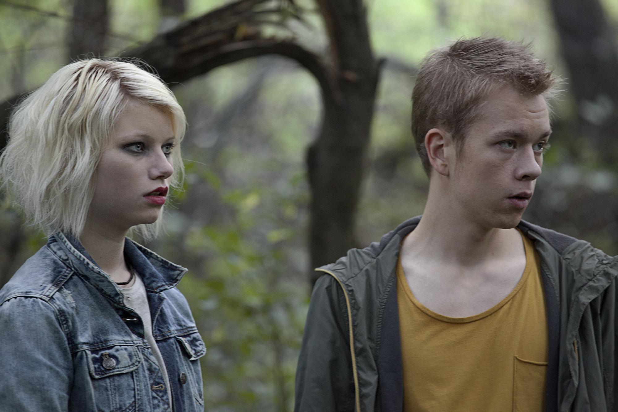 They Have Escaped: Roosa Söderholm e Teppo Manner in un'immagine del film