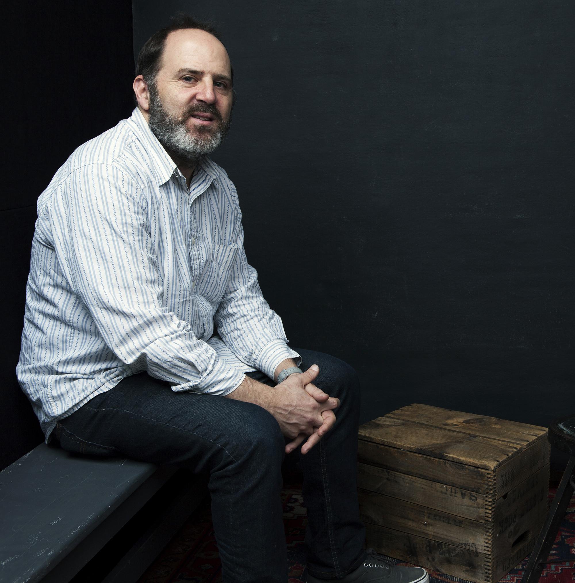 Il regista Keith Miller sul set del suo film Five Star
