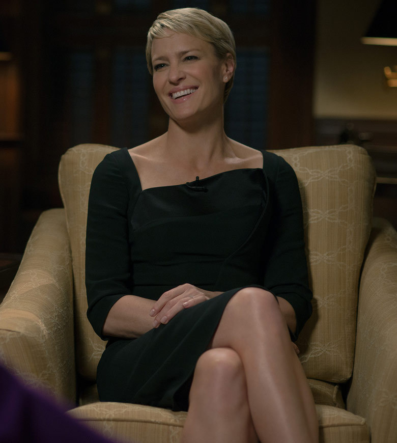 House of Cards: Robin Wright nell'episodio Chapter 17
