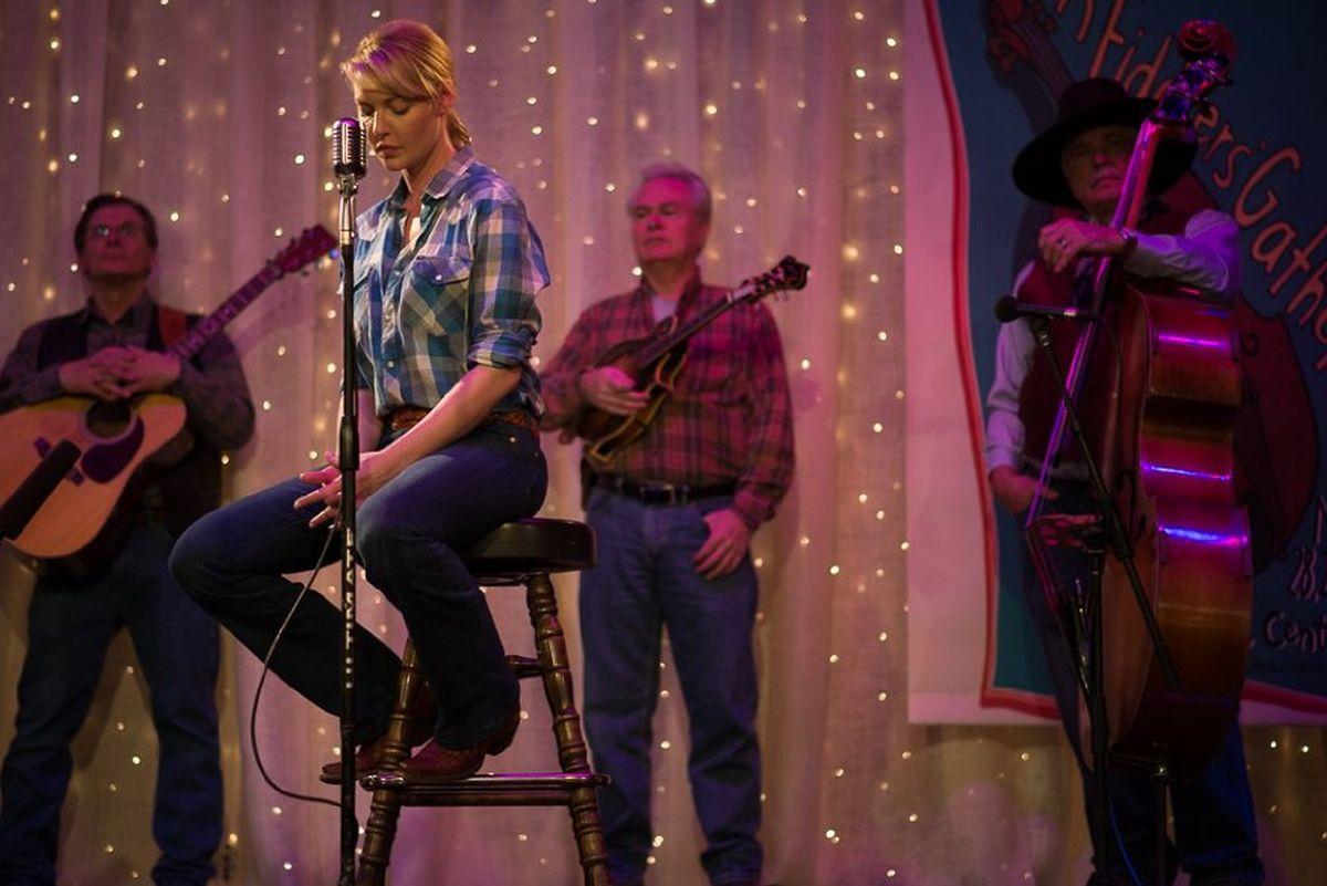 Your Right Mind: Katherine Heigl è Jackie, una cantante country, in una scena