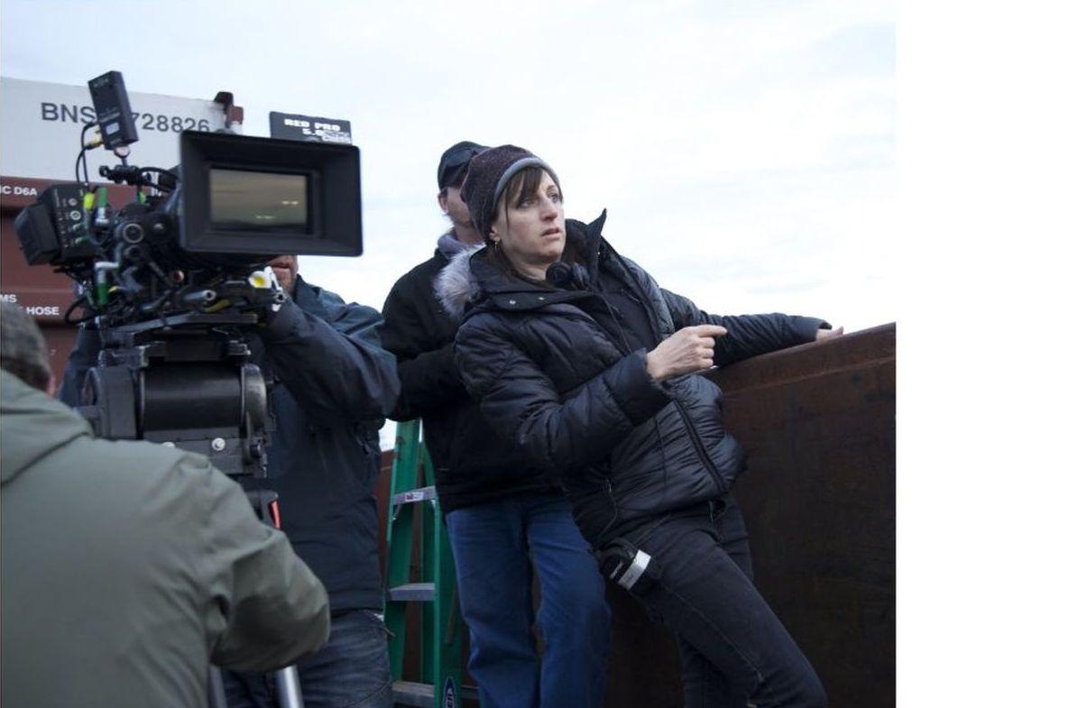 Your Right Mind: la regista Ami Canaan Mann sul set