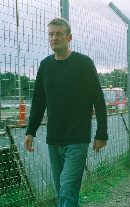 Il regista Guy Myhill sul set del suo The Goob