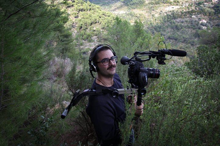 Io sto con la sposa: Antonio Augugliaro, co-regista del film, sul set