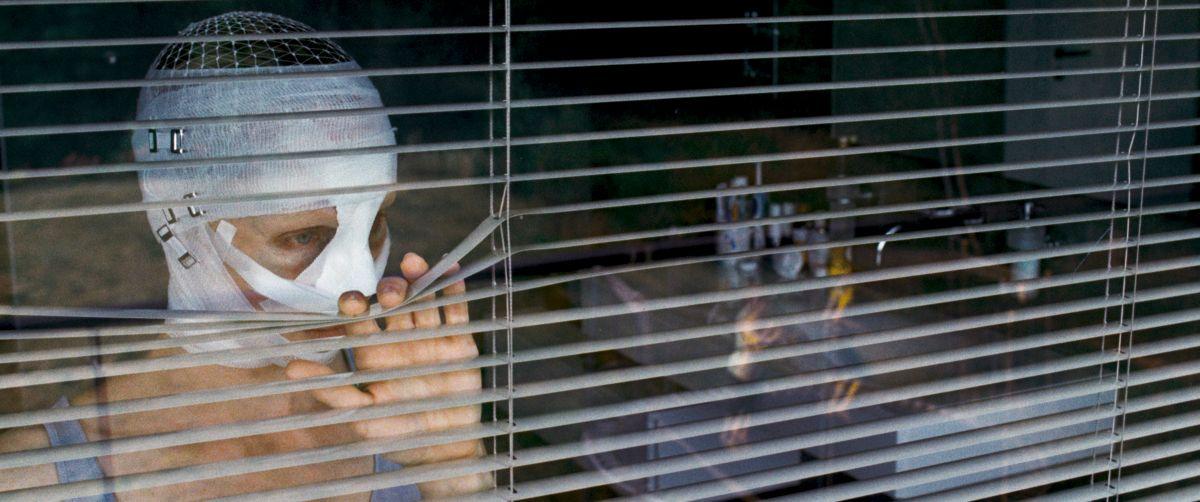 Goodnight Mommy: Susanne Wuest in una scena del film