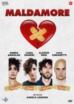 La cover del DVD di Maldamore