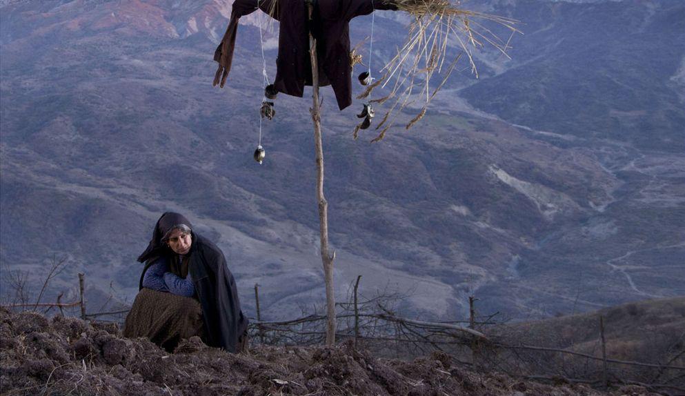 Fatemeh Motamed Arya in una scena di Nabat