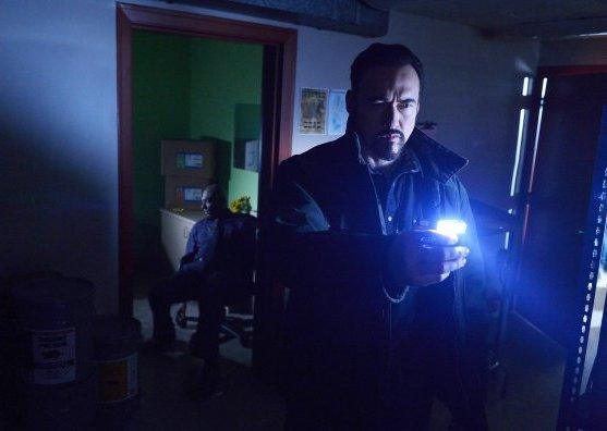 The Strain: Kevin Durant nell'episodio Ocultation
