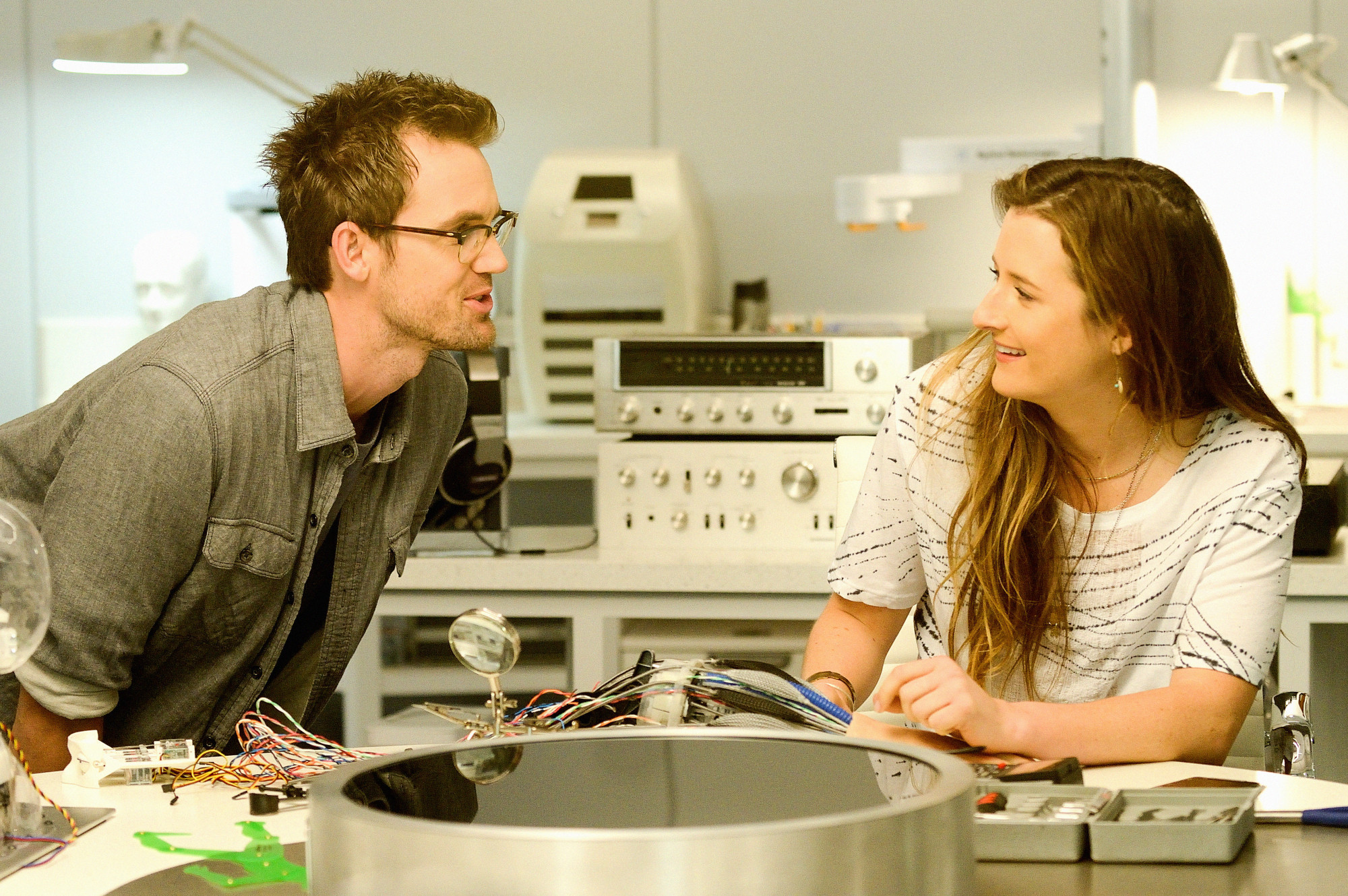 Extant: Grace Gummer nell'episodio More in Heaven and Earth
