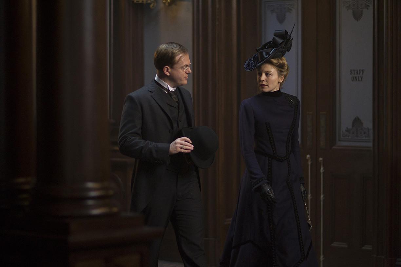 The Knick: Jeremy Bobb e Juliet Rylance nella prima stagione