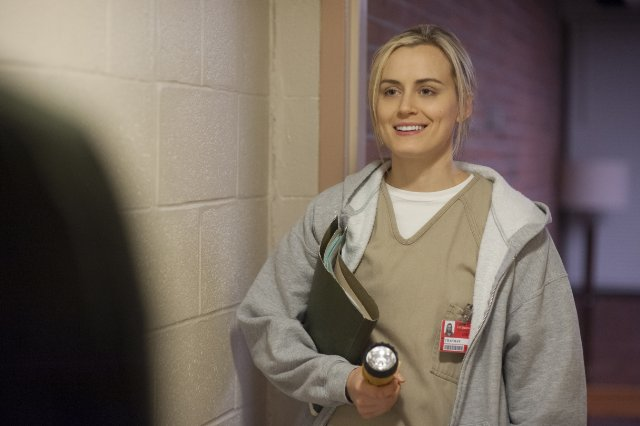 Orange Is the New Black: Taylor Schilling nell'episodio It Was the Change