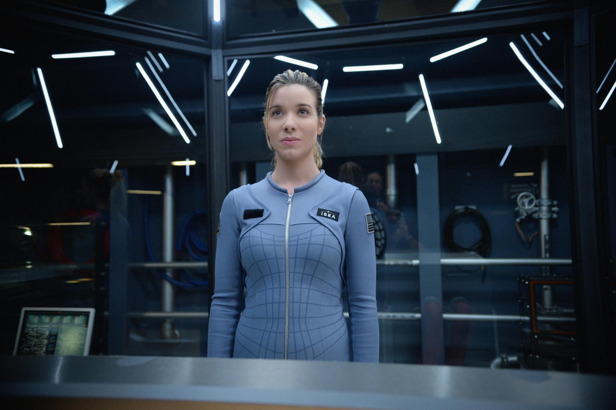 Extant: Tessa Ferrer nell'episodio More in Heaven and Earth