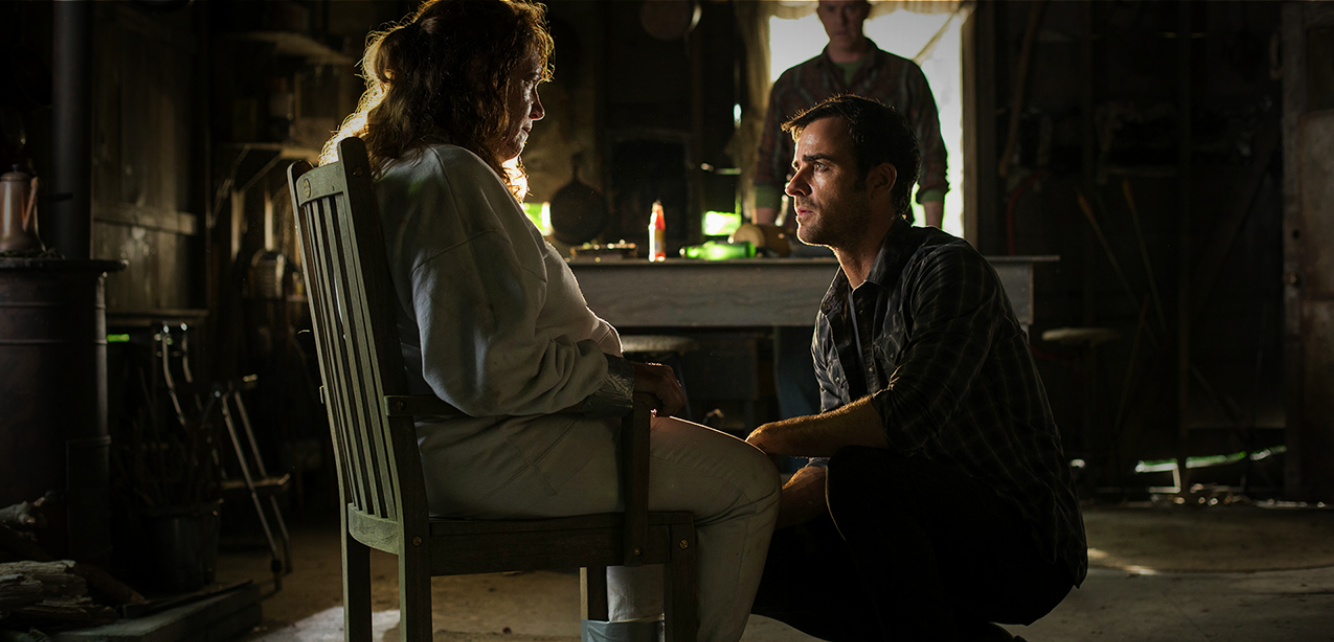 The Leftovers: un'immagine di Justin Theroux nell'episodio Cairo, prima stagione