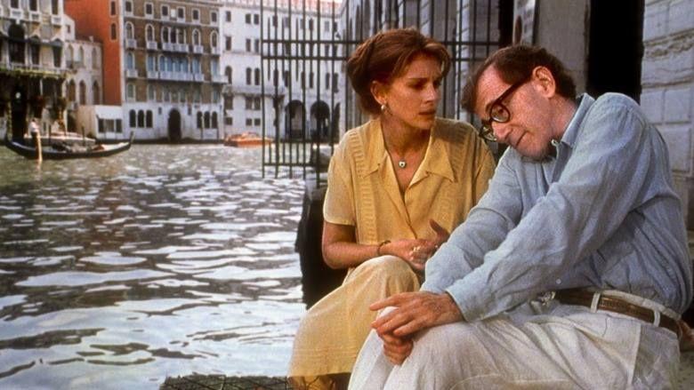 Tutti dicono I Love You: una scena veneziana con Julia Roberts e Woody Allen