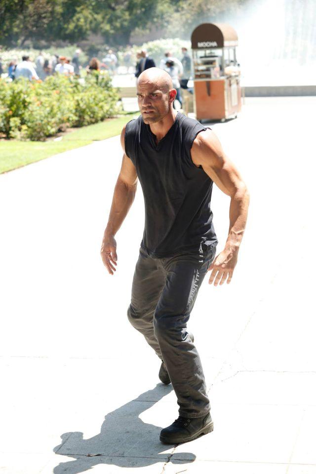 "Agetns of S.H.I.E.L.D.: Brian Patrick Wade nel ruolo di Carl ""Crusher"" Creel"