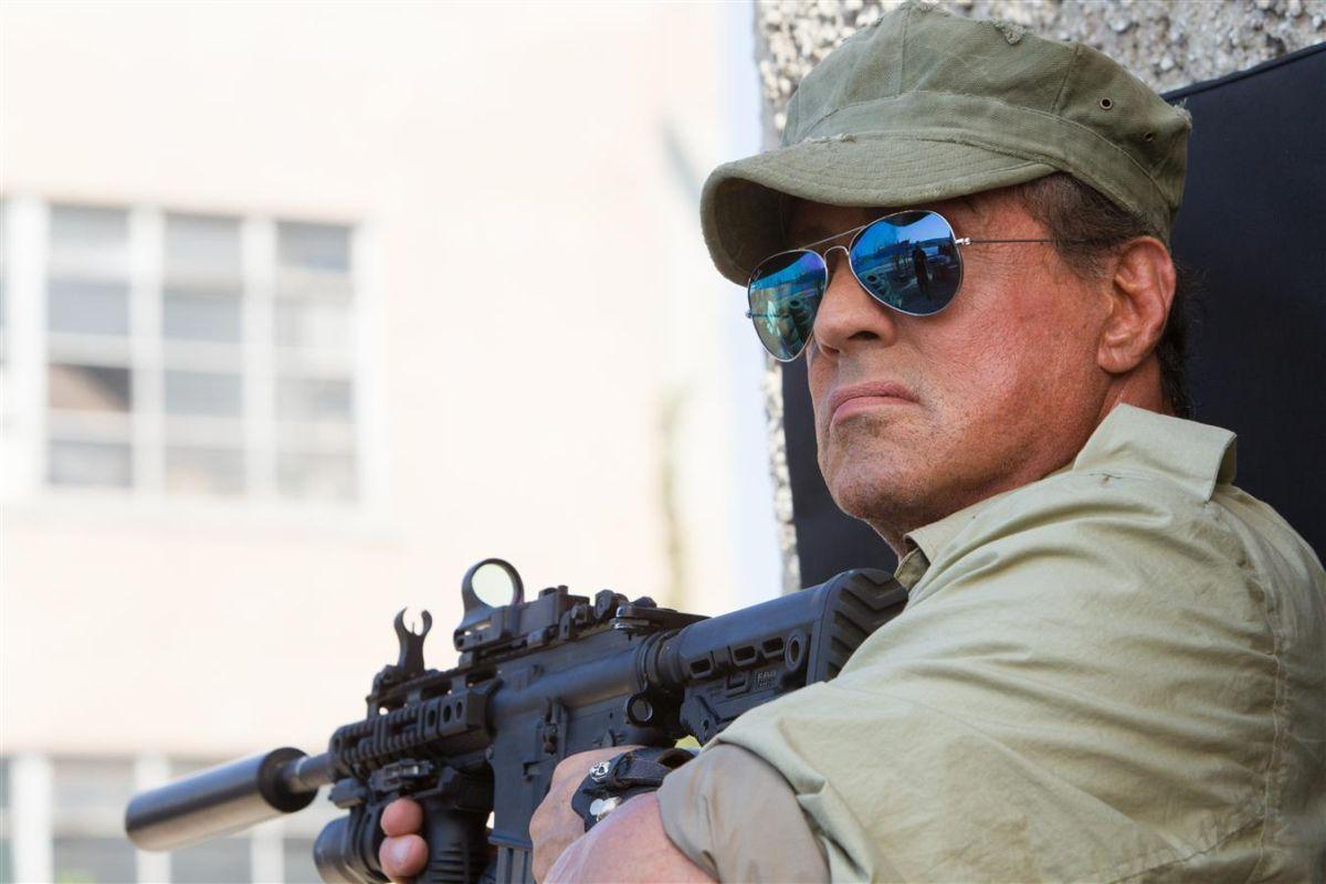 I mercenari 3 - The Expendables: Sylvester Stallone è Barney Ross in una scena