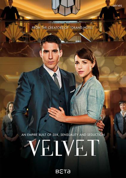Velvet: una locandina per la prima stagione