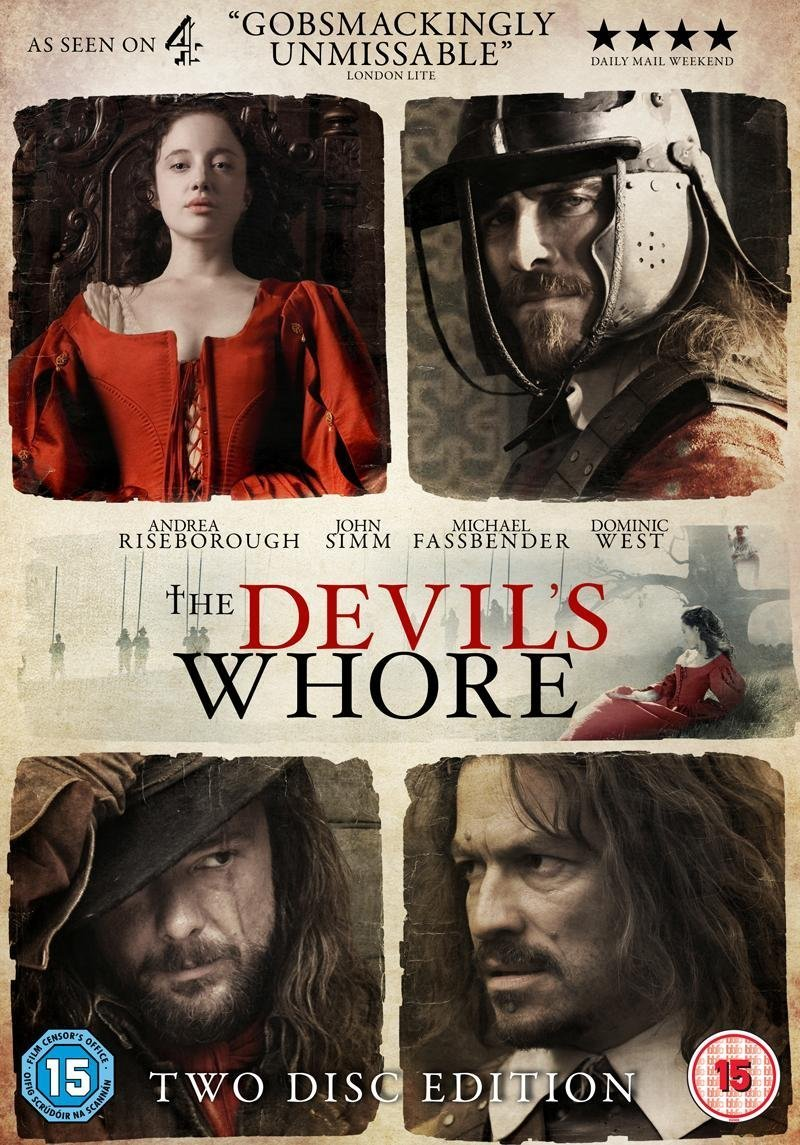 The Devil's Whore: la locandina della serie